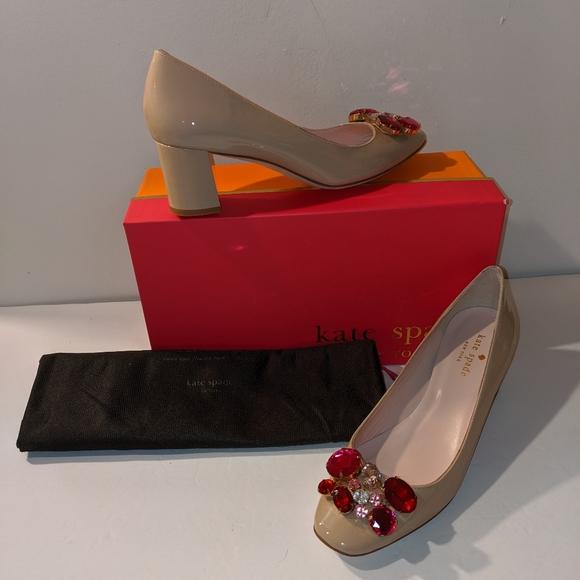 kate spade Shoes - New Kate Spade Darby heels